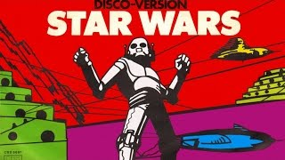 Star Wars Main Theme (by John Williams) - Galaxy 42 - Disco Version