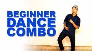 Club Dance Lessons - For Guys | Beginner Dance Combo
