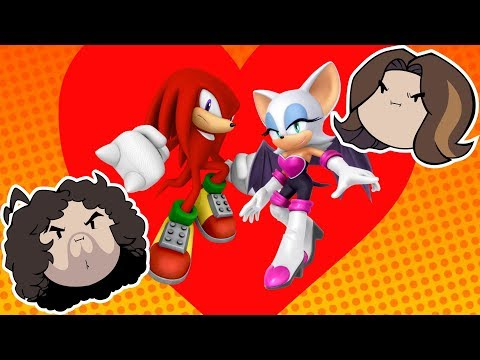 Game Grumps: Oh...Rouge... (Sonic Forces)