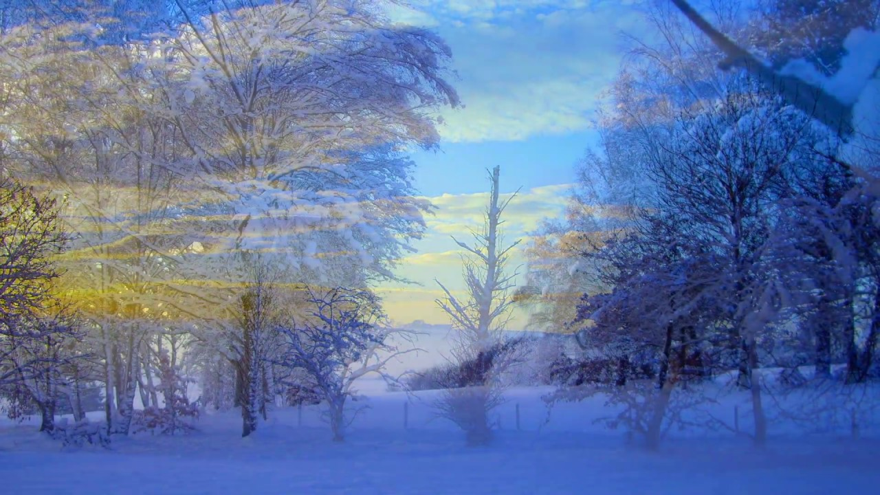 Image gallery most beautiful snow scenes Beautiful snowfall pictures