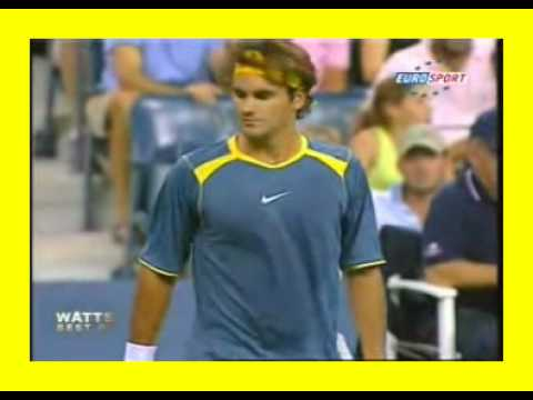 Federer vs Sharapova
