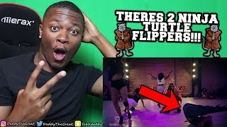 WAIT THEY RES 2 Pour It Up Nicole Kirkland Choreography REACTION