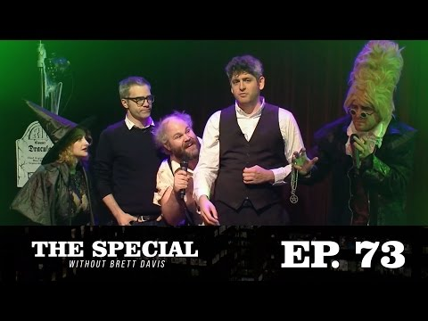"""The Special Without Brett Davis Ep. 73: """"The Halloween Special"""" with Pujol"""