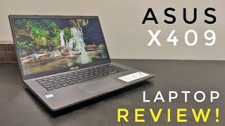 ASUS VivoBook 14 (X409) Laptop Review! Best Laptop Under 50,000?