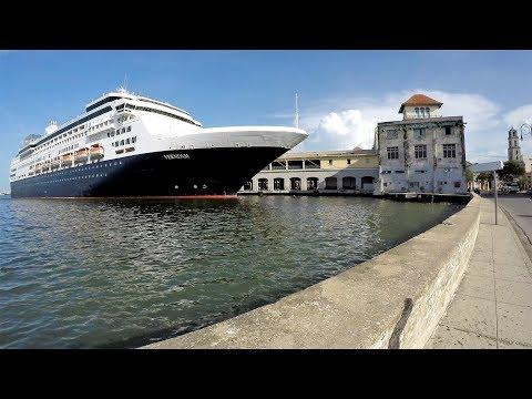 Havana Cuba Cruise Port Terminal & Info (4K)