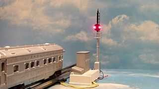 Lionel 14111 Model 153ir And Mth 30-11005 Block Signal