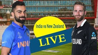 India vs New Zealand semi final LIVE score after 35 overs; World Cup 2019, CWC 2019