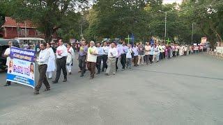 Rosary Procession Thiruvananthapuram
