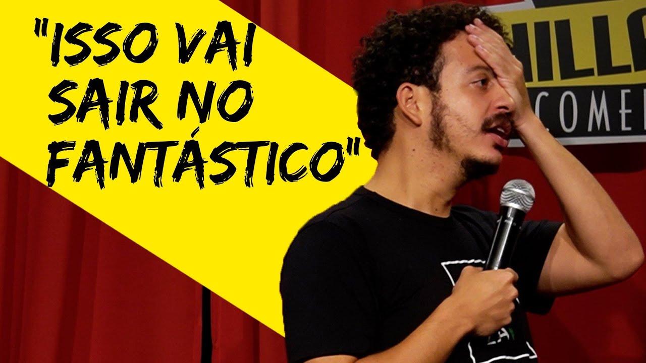 Rodrigo Marques - Ilegalmente na Espanha - Stand Up Comedy