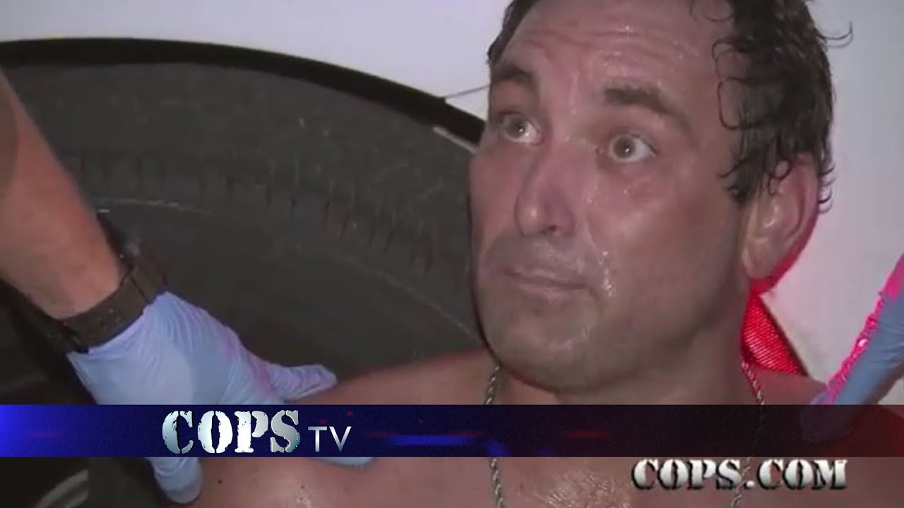 Pants Down Hit The Ground Show 2907 Cops Tv Show