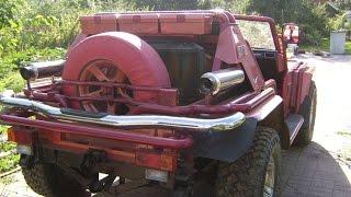 #1977. УАЗ 469 Краб [Авто подборка]