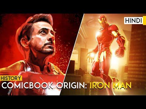 Iron Man : Comic Book Origin | Explained In Hindi | #IronManWeek