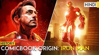 Iron Man : Comic Book Origin | Explained In Hindi