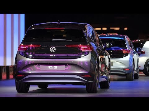 From Combustion Engine To Electric, Germany's Auto Industry Is Facing Challenges