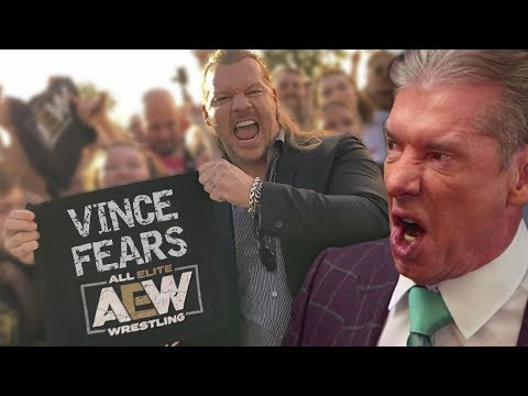 5 Ways Vince McMahon & WWE Have Shown They FEAR All Elite Wrestling