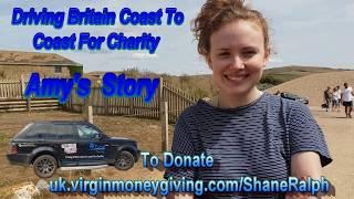Shane's Driving Britain .....Amy's story. Mental Health Awareness