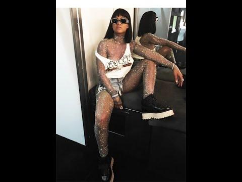Rihanna ft Haley Smalls   Go Low New 2017