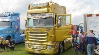 Peda Lines - Scania V8 R500