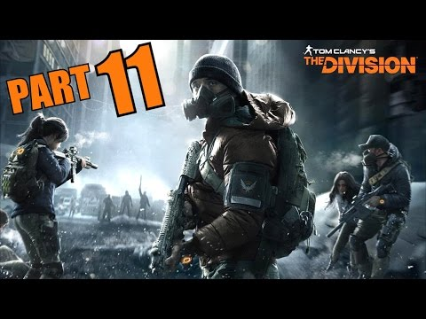 Tom Clancy's The Division BROADWAY EMPORIUM - Walkthrough Part 11 - PC Gameplay Review 1080P