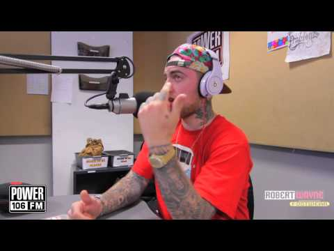 Mac Miller Speaks on How He Feels About J. Cole & Kanye's Album Release The Same Day