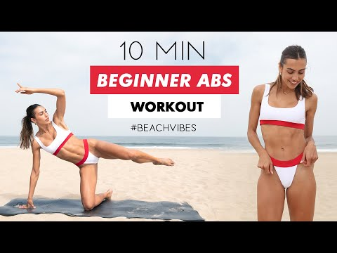 10 минути фитнес рутинни тренировки за начинаещи