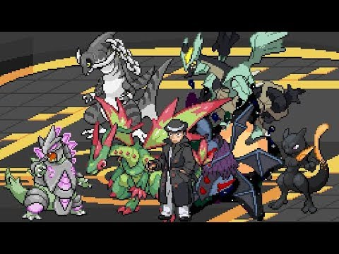 Pokemon Insurgence The Pokemon League Champion