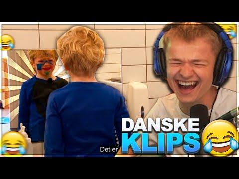 Jaxstyle Reagerer På: SJOVE DANSKE KLIPS! (LEGENDARISKE)