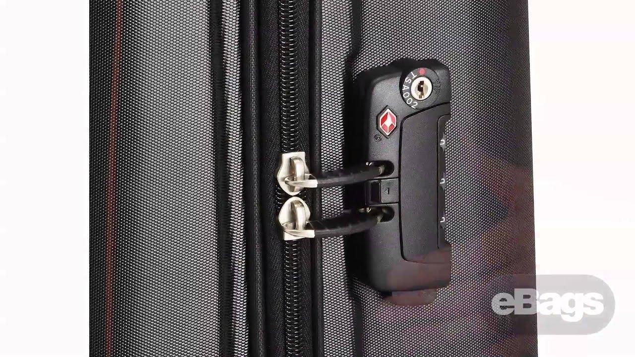 Ebags Hybrid Spinner Lite