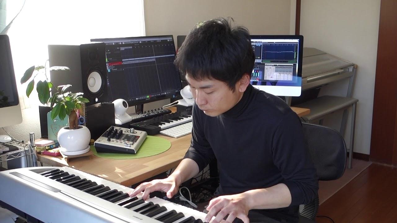 城勉テーマ〜2020/4ピアノソロ(即興)〜