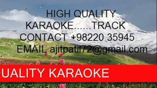 Repeat youtube video DEVA TUJHYA GABHARYALA -  KARAOKE