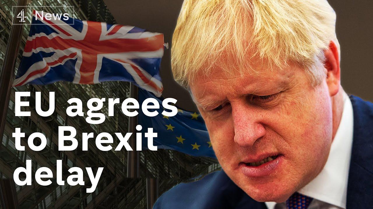 EU agrees Brexit extension but no deadline date