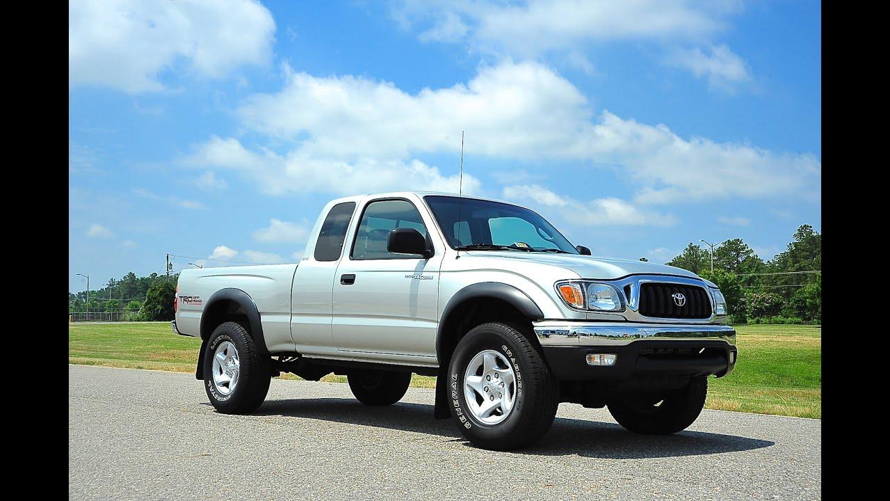 Davis autosports 2004 toyota tacoma 4x4 trd off road for sale