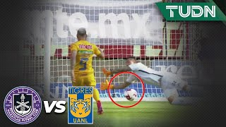 ¡Qué oso! Edu Vargas perdona | Mazatlán 0 - 0 Tigres | Copa por México | TUDN