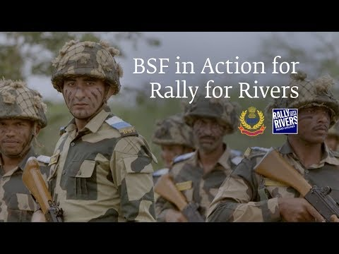 BSF in Action for Rally for Rivers