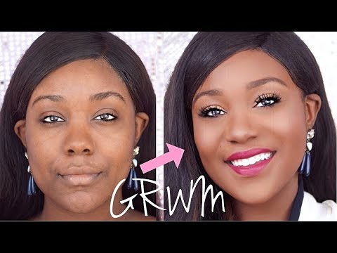 SIMPLE PARTY MAKEUP TUTORIAL