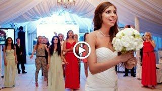 Приколы на американских свадьбах