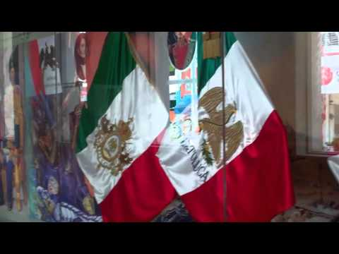 Walking Around Downtown and Touring the Flag Museum - Iguala, Mexico