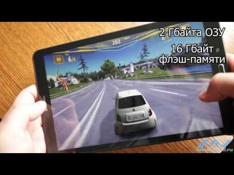 Видеообзор Samsung Galaxy Tab A 10.1 (2016) (XDRV.RU)