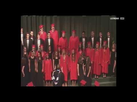 Pequea Valley High School Graduation 2017
