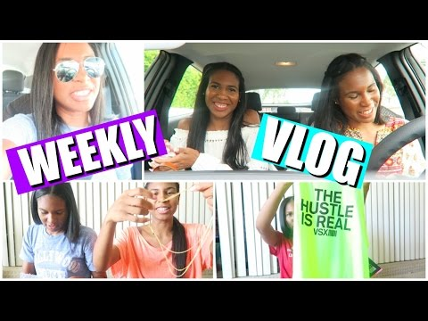 NEW LEAVE IN CONDITIONER, SUMMER VLOG HAUL, FREE JEWELRY!|VLOG18