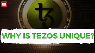 TEZOS REVIEW - WHAT MAKES THE TEZOS CRYPTOCURRENCY SO UNIQUE