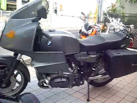 Sapporo Express ツーリング BMW R100RS 札幌急行 Renne Sport