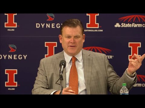 Brad Underwood Postgame Press Conference vs. Marshall 11/19/17