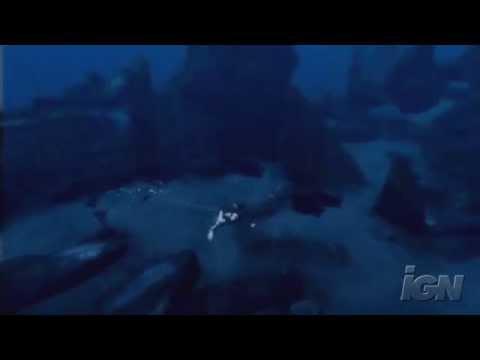 Tomb Raider Underworld - E3 2008 Gameplay (Mittelmeer)