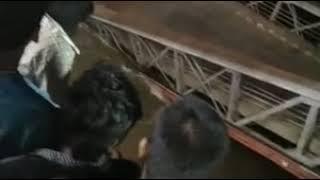 Trichy kollidam bridge collapse live