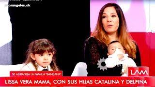 los ngeles de la maana programa 180919 lisa vera mam con sus hijas catalina y delfina