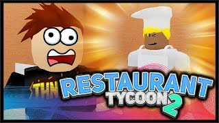 MC'RONALDS GRAND RE-OPENING! | Roblox Restaurant Tycoon 2
