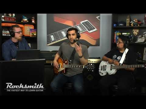 Rocksmith Remastered - 2000s Mix Song Pack VI - Live from Ubisoft Studio SF