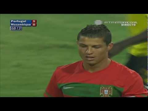 Cristiano Ronaldo vs Mozambique - Friendly Match (H)