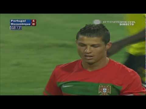 Cristiano Ronaldo vs Mozambique - Friendly Match (H)